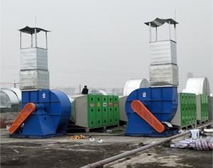 废气光氧设备